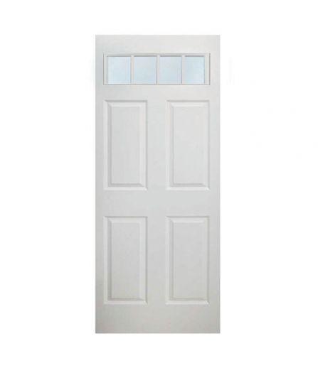 Puerta Clásica 4 Luces